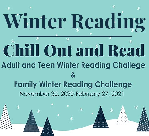chill out and read winter reading