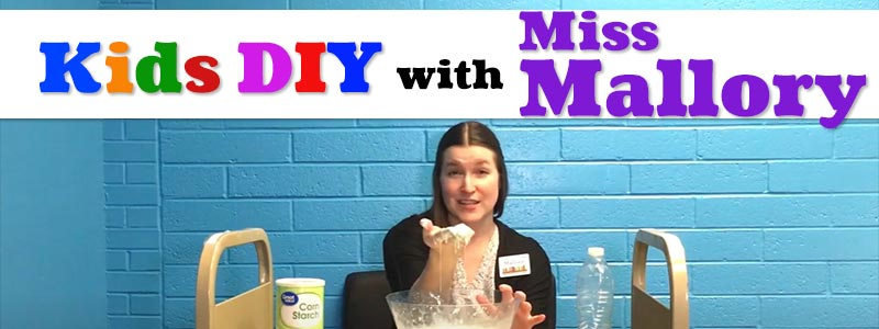 kids diy with miss mallory