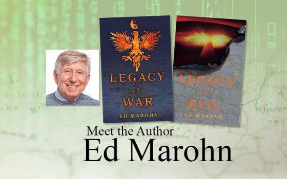 meet the author ed marohn