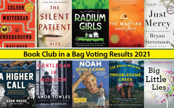 book club in a bag voting results 2021