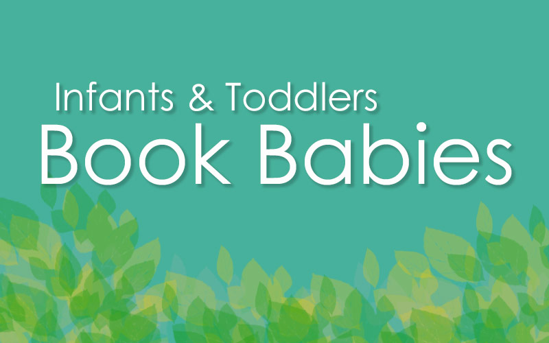 book babies for infants and toddlers