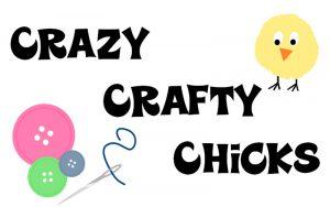 Crazy Crafty Chicks @ Second Floor, Idaho Falls Public Library