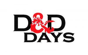 D&D Days @ Second Floor, Idaho Falls Public Library