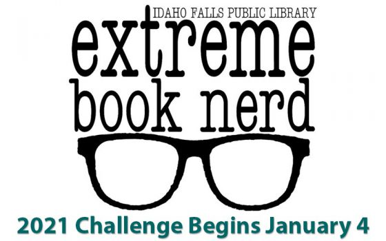 Extreme Book Nerd 2021 challenge begins January 4