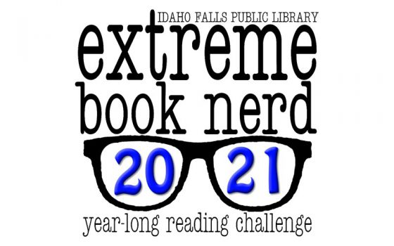 idaho falls public library extreme book nerd 2021