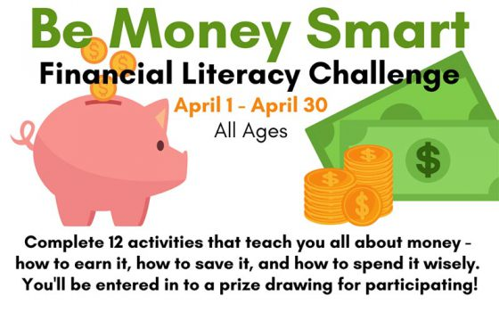 Be Money Smart promotional image