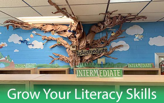 grow your literacy skills