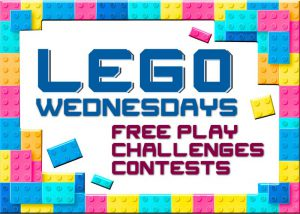 Lego Wednesdays @ Makerspace Area, Idaho Falls Public Library