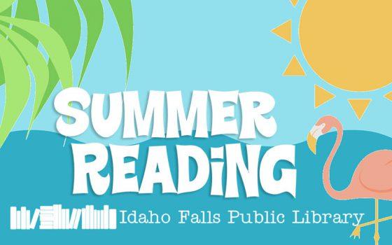 Summer Reading Idaho Falls Public Library