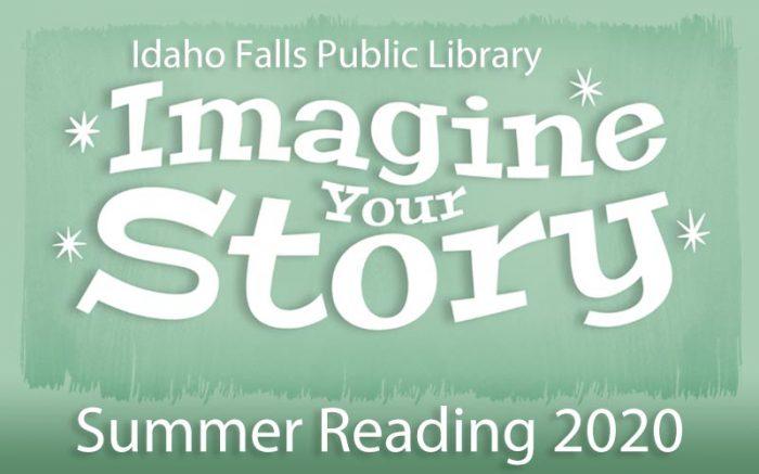 idaho falls public library imagine your story summer reading 2020