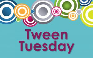 Tween Tuesday @ Story Time Room, Idaho Falls Public Library