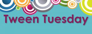 Tween Tuesday @ Idaho Falls Public Library Second-Floor Makerspace Area