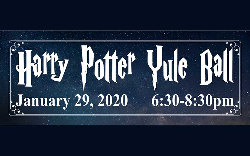 yule ball promotional image